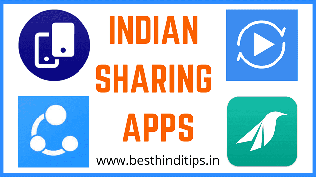 Indian file sharing apps